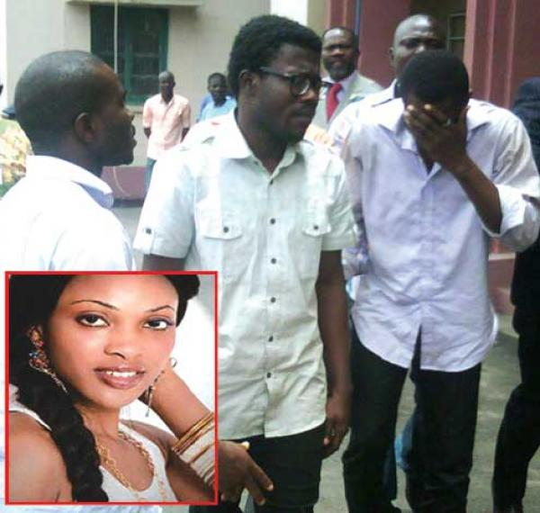 Image result for 5 YEARS AFTER, CYNTHIA OSOKOGU'S KILLERS BAG DEATH SENTENCE