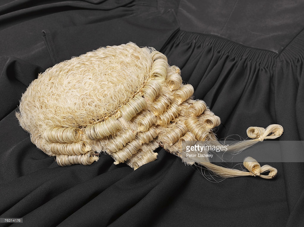 Wig and Gown gives a lawyer a sense of superiority over other ...