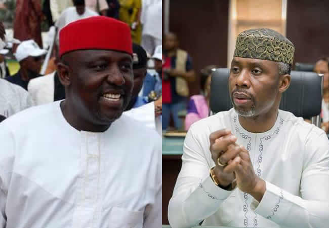Image result for Imo: NWC Drops Okorocha's In Law, Adopt Hope Uzodinma