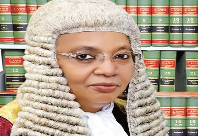 Breaking: Justice Zainab Bulkachuwa Steps Down From Presidential Election Petition Tribunal